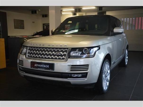 Land Rover Range Rover 4.4 VOGUE SDV8  , foto 1 Auto – moto , Automobily | spěcháto.cz - bazar, inzerce zdarma