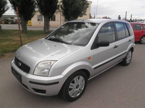 Ford Fusion 1,4 TDCi  klima, alu, foto 1 Auto – moto , Automobily | spěcháto.cz - bazar, inzerce zdarma