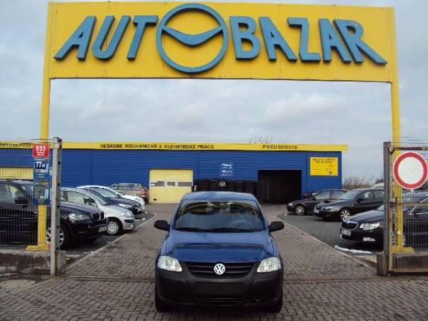 Volkswagen Fox 1,4 TDi 51kw, foto 1 Auto – moto , Automobily | spěcháto.cz - bazar, inzerce zdarma