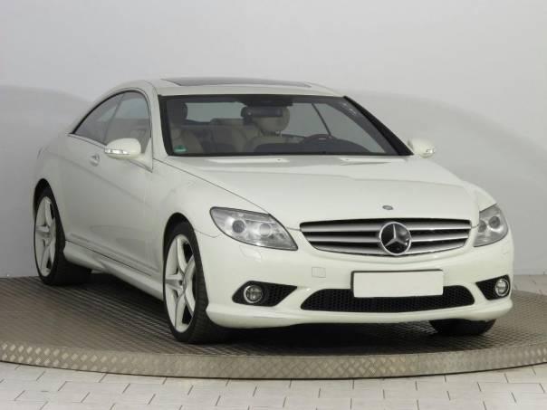 Mercedes-Benz Třída CL 500, foto 1 Auto – moto , Automobily | spěcháto.cz - bazar, inzerce zdarma