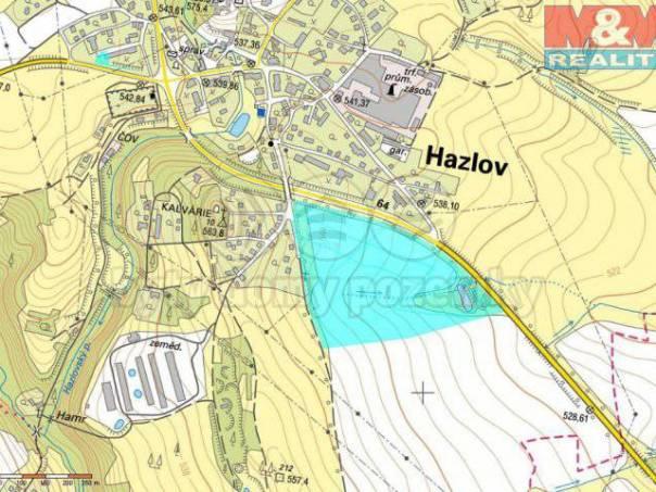 Prodej pozemku, Hazlov, foto 1 Reality, Pozemky | spěcháto.cz - bazar, inzerce