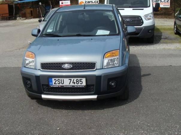 Ford Fusion 1.4 TREND PLUS, foto 1 Auto – moto , Automobily | spěcháto.cz - bazar, inzerce zdarma