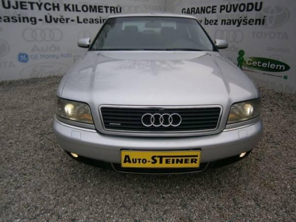 Audi A8 2.5 TDI Navi, Kůže, Xenony , foto 1 Auto – moto , Automobily | spěcháto.cz - bazar, inzerce zdarma