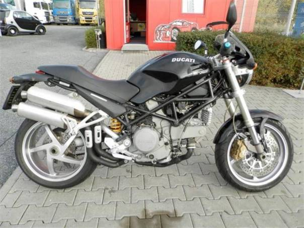 MONSTER S2R, foto 1 Auto – moto , Motocykly a čtyřkolky | spěcháto.cz - bazar, inzerce zdarma