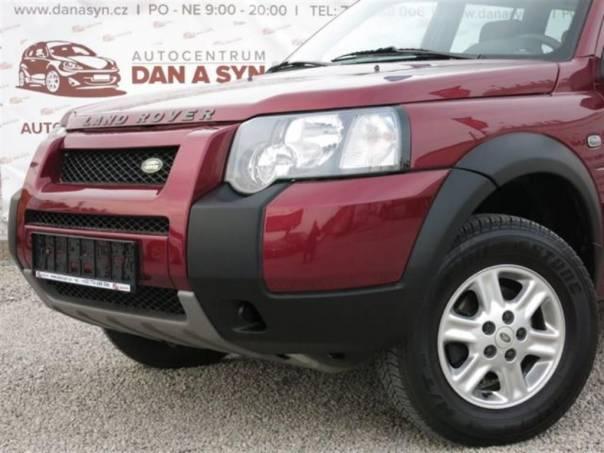 Land Rover Freelander 2.0 Td4 Expedition 4x4, foto 1 Auto – moto , Automobily | spěcháto.cz - bazar, inzerce zdarma
