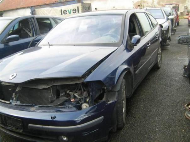 Renault Laguna Renault II 2001 1,9DCI, foto 1 Náhradní díly a příslušenství, Osobní vozy | spěcháto.cz - bazar, inzerce zdarma