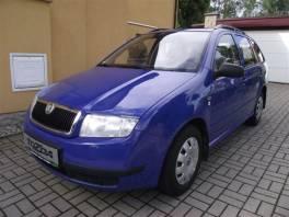Škoda Fabia 1,4i 16V Combi , Auto – moto , Automobily  | spěcháto.cz - bazar, inzerce zdarma