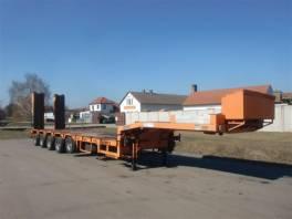 GOLDHOFER STZ-L5-53/80 (ID 8724) , Užitkové a nákladní vozy, Přívěsy a návěsy  | spěcháto.cz - bazar, inzerce zdarma