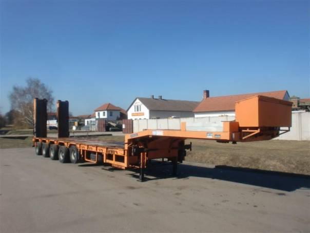 GOLDHOFER STZ-L5-53/80 (ID 8724), foto 1 Užitkové a nákladní vozy, Přívěsy a návěsy | spěcháto.cz - bazar, inzerce zdarma