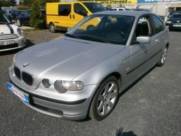 BMW Řada 3 320d COMPACT , Auto – moto , Automobily  | spěcháto.cz - bazar, inzerce zdarma