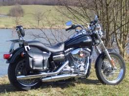 Harley-Davidson Dyna Super Glide  , Auto – moto , Motocykly a čtyřkolky  | spěcháto.cz - bazar, inzerce zdarma