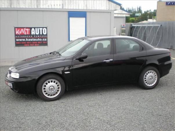 Alfa Romeo 156 1.9 JTD, foto 1 Auto – moto , Automobily | spěcháto.cz - bazar, inzerce zdarma