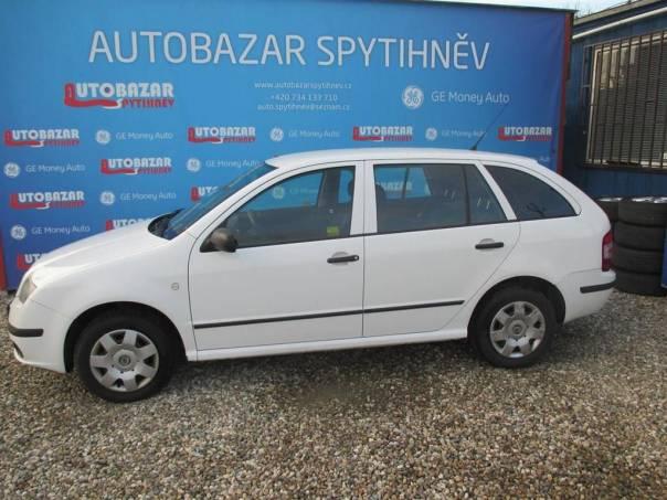 Škoda Fabia 1,2 COMBI 1.2 47kW Odpočet DPH, foto 1 Auto – moto , Automobily | spěcháto.cz - bazar, inzerce zdarma