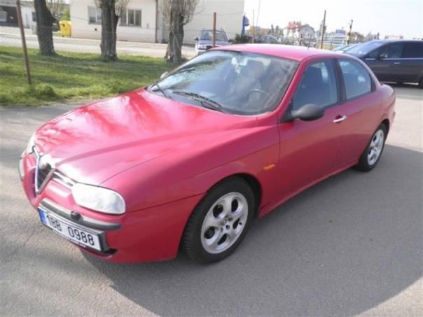 Alfa Romeo 156 2,0 TS SELESPEED EKO ZAPLACEN, foto 1 Auto – moto , Automobily | spěcháto.cz - bazar, inzerce zdarma