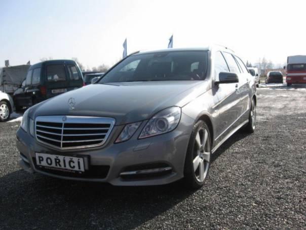 Mercedes-Benz Třída E CDi 4 MATIC Webasto, foto 1 Auto – moto , Automobily | spěcháto.cz - bazar, inzerce zdarma