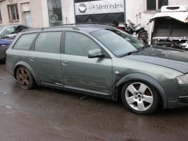Audi A6 Allroad 2,5, foto 1 Náhradní díly a příslušenství, Ostatní | spěcháto.cz - bazar, inzerce zdarma