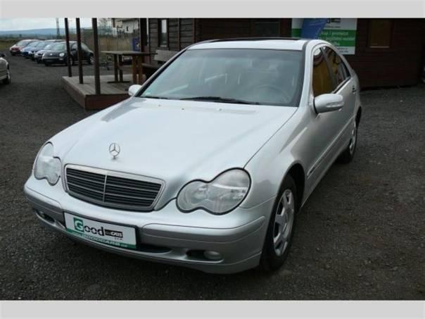 Mercedes-Benz Třída C 180 1,8i serviska, foto 1 Auto – moto , Automobily | spěcháto.cz - bazar, inzerce zdarma
