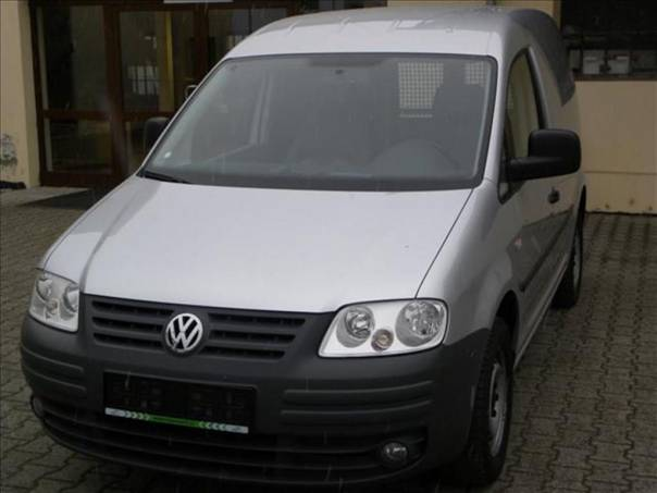 Volkswagen Caddy 2.0 klima, nezáv. topení  Ecofuel, foto 1 Užitkové a nákladní vozy, Do 7,5 t | spěcháto.cz - bazar, inzerce zdarma