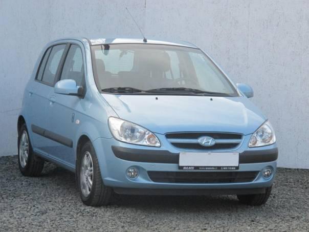 Hyundai Getz 1.4i, foto 1 Auto – moto , Automobily | spěcháto.cz - bazar, inzerce zdarma
