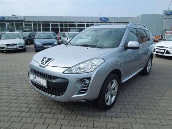 Peugeot 4007 Premium pack 2,2 115 kW / 155 k 4x4 automat, foto 1 Auto – moto , Automobily | spěcháto.cz - bazar, inzerce zdarma