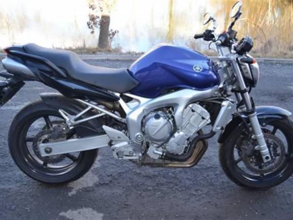 Yamaha FZ , foto 1 Auto – moto , Motocykly a čtyřkolky | spěcháto.cz - bazar, inzerce zdarma