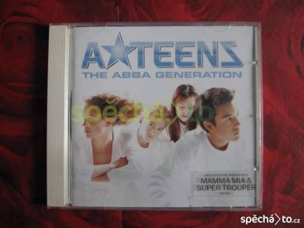CD A-teens - The abba generation, foto 1 Hobby, volný čas, Hudba | spěcháto.cz - bazar, inzerce zdarma