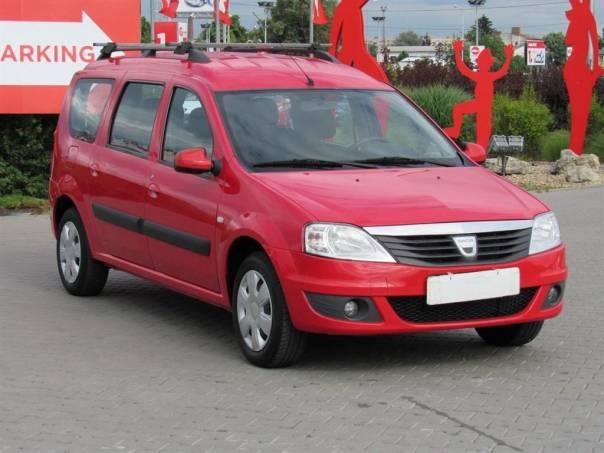 Dacia Logan  1.6, 1.maj,Serv.kniha,ČR, foto 1 Auto – moto , Automobily | spěcháto.cz - bazar, inzerce zdarma