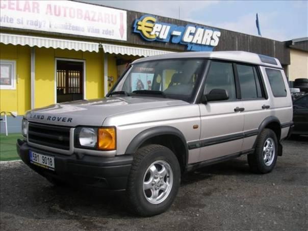 Land Rover Discovery 2,5 TD5,TAŽNÉ 3,5T, foto 1 Auto – moto , Automobily | spěcháto.cz - bazar, inzerce zdarma