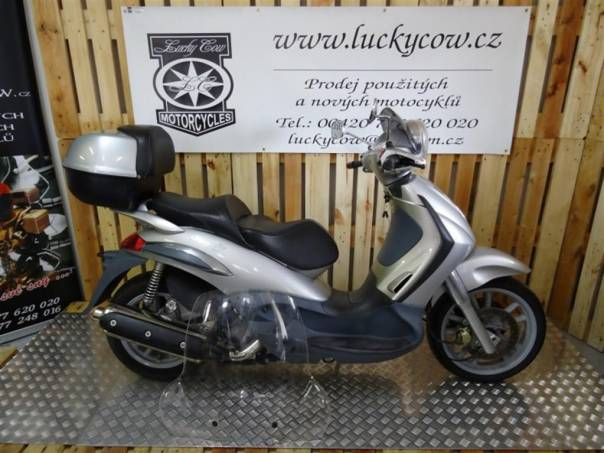 Piaggio Beverly Beverly 500, foto 1 Auto – moto , Motocykly a čtyřkolky | spěcháto.cz - bazar, inzerce zdarma