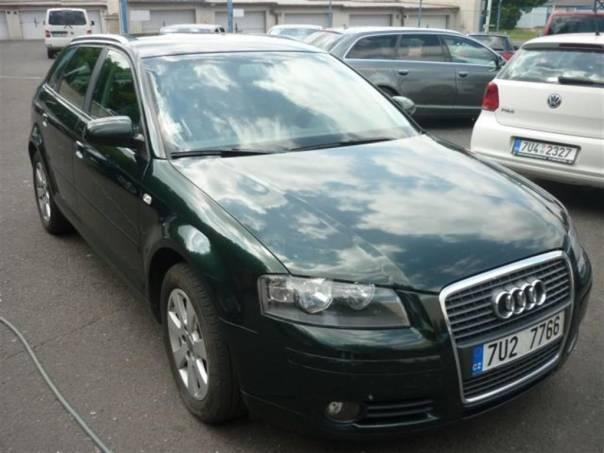 Audi A3 sportback 1.9 TDi, foto 1 Auto – moto , Automobily | spěcháto.cz - bazar, inzerce zdarma