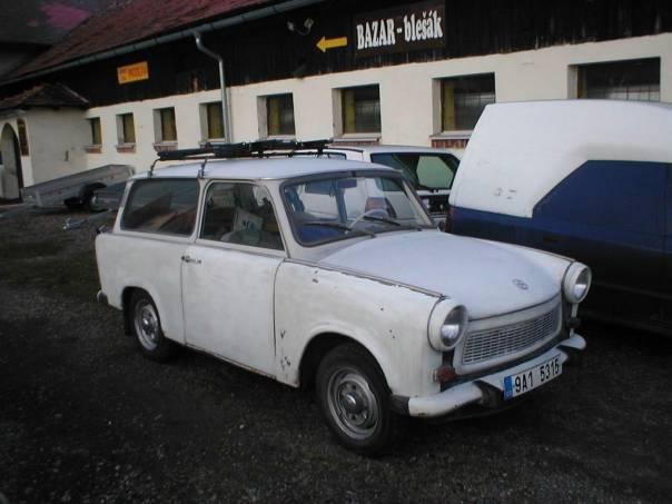 Trabant Kombi 601, foto 1 Auto – moto , Automobily | spěcháto.cz - bazar, inzerce zdarma