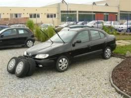 Renault Mégane 1.6 RT /LPG/