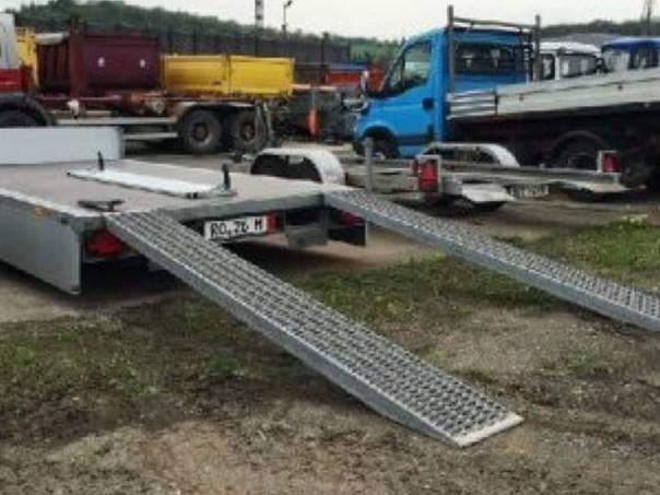 Humbaur  3t, 4x2m přívěs, foto 1 Užitkové a nákladní vozy, Přívěsy a návěsy | spěcháto.cz - bazar, inzerce zdarma
