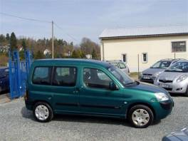 Citroën Berlingo 1.6i 16V , závěs , Auto – moto , Automobily    spěcháto.cz - bazar, inzerce zdarma