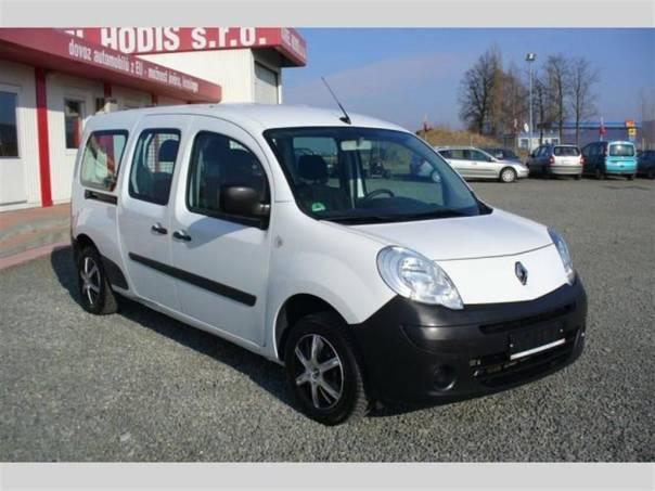 Renault Kangoo MAXI 1,5 dCi, NAVI,Klima,5míst.., foto 1 Užitkové a nákladní vozy, Do 7,5 t | spěcháto.cz - bazar, inzerce zdarma