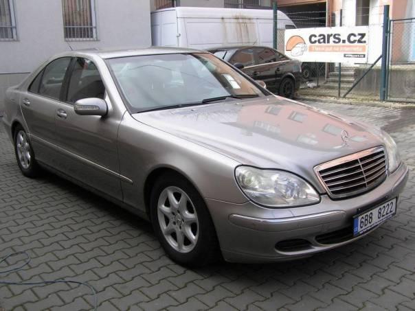 Mercedes-Benz Třída S 320 CDI ,Xenon,NAVI,TOP Stav, foto 1 Auto – moto , Automobily | spěcháto.cz - bazar, inzerce zdarma