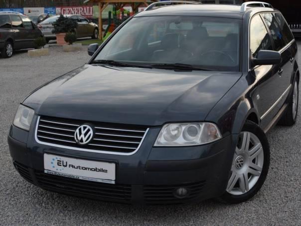 Volkswagen Passat 2.5 TDI  V6 4x4, foto 1 Auto – moto , Automobily | spěcháto.cz - bazar, inzerce zdarma