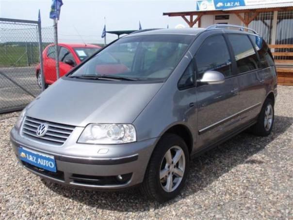 Volkswagen Sharan 1.9TDI, foto 1 Auto – moto , Automobily | spěcháto.cz - bazar, inzerce zdarma