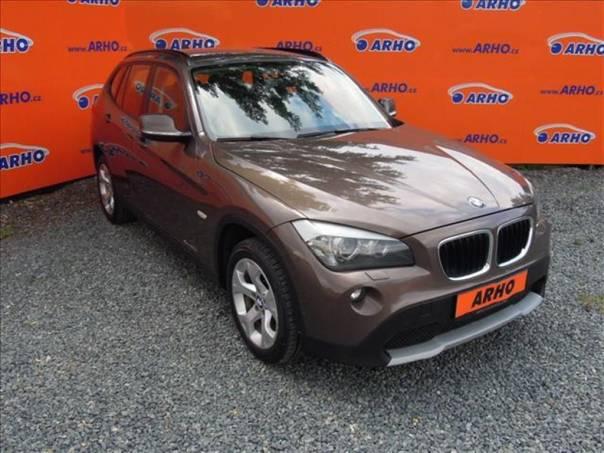 BMW X1 2,0 D X-DRIVE AUTOMAT 130KW, foto 1 Auto – moto , Automobily | spěcháto.cz - bazar, inzerce zdarma