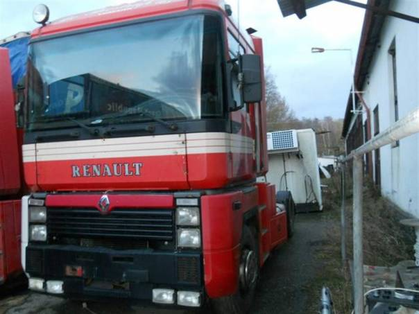 Magnum AE430.19, foto 1 Užitkové a nákladní vozy, Nad 7,5 t | spěcháto.cz - bazar, inzerce zdarma