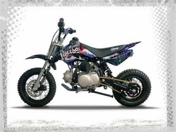 Stomp  , foto 1 Auto – moto , Motocykly a čtyřkolky | spěcháto.cz - bazar, inzerce zdarma