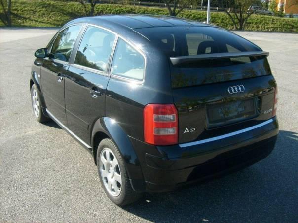 Audi A2 1.6 FSI, foto 1 Auto – moto , Automobily | spěcháto.cz - bazar, inzerce zdarma