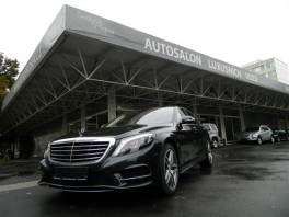 Mercedes-Benz Třída S 350 CDI BlueTEC  AMG Line