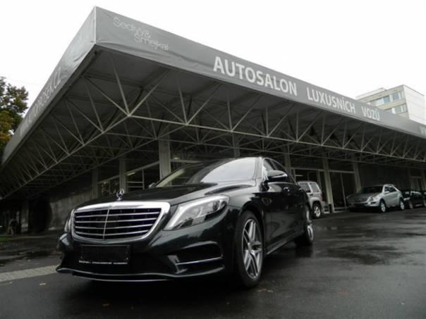 Mercedes-Benz Třída S 350 CDI BlueTEC  AMG Line, foto 1 Auto – moto , Automobily | spěcháto.cz - bazar, inzerce zdarma