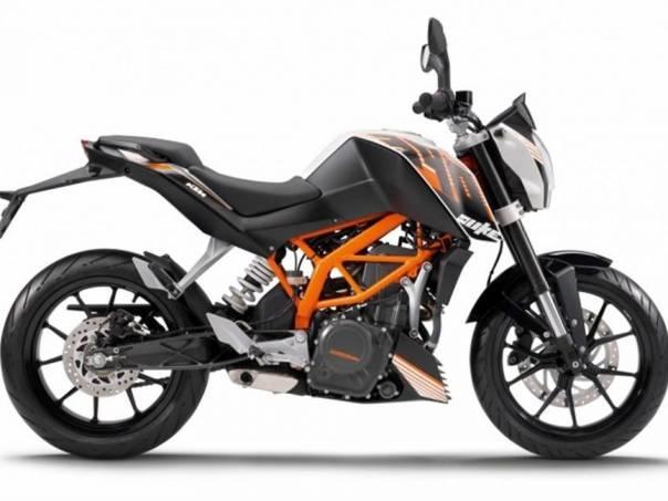 KTM  390 Duke, foto 1 Auto – moto , Motocykly a čtyřkolky | spěcháto.cz - bazar, inzerce zdarma