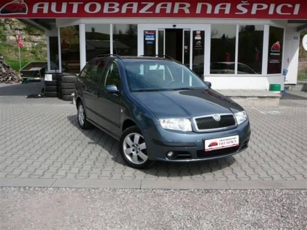Škoda Fabia 1.4i 55kW--SERVISKA--KLIMA--ES, foto 1 Auto – moto , Automobily | spěcháto.cz - bazar, inzerce zdarma