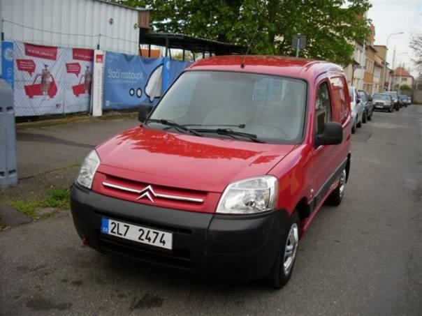 Citroën Berlingo 1.4 i + LPG, foto 1 Užitkové a nákladní vozy, Do 7,5 t | spěcháto.cz - bazar, inzerce zdarma