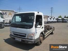 Mitsubishi Canter 3,0   CANTER 7C15 Abrollkipper mit H , Užitkové a nákladní vozy, Do 7,5 t  | spěcháto.cz - bazar, inzerce zdarma