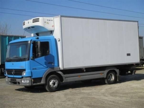 Atego 815 mrazák analog, foto 1 Užitkové a nákladní vozy, Nad 7,5 t | spěcháto.cz - bazar, inzerce zdarma