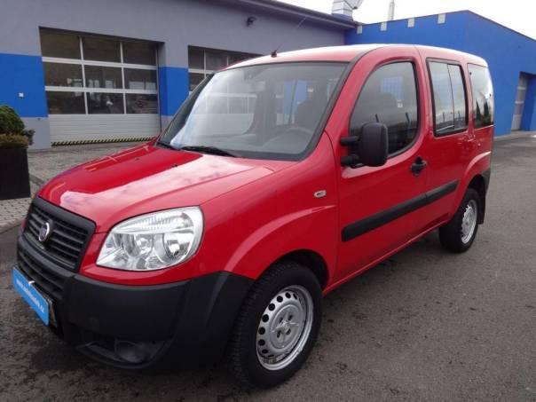 Fiat Dobló 1,4 i nové CZ 1. majitel, foto 1 Auto – moto , Automobily | spěcháto.cz - bazar, inzerce zdarma